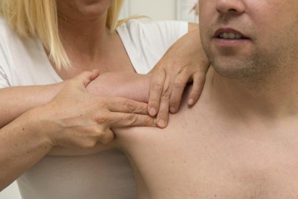 Massage Michaela Manipulativmassage nach Terrier