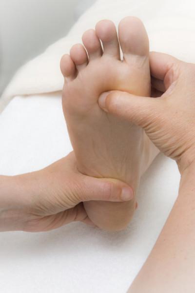 Massage Michaela Fußreflexzonenmassage