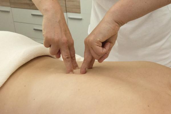 Massage Michaela Segmentmassage